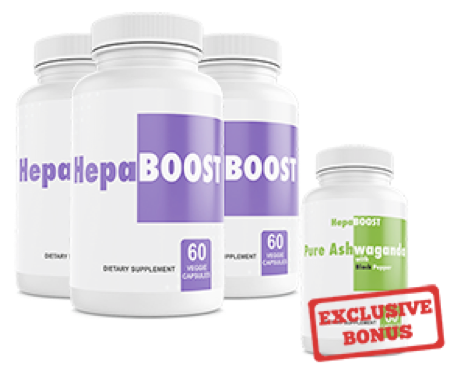 HepaBoost Supplement