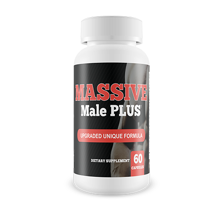 Massive Male Plus Supplement Ingredients - Increase Your Penis Size Naturally
