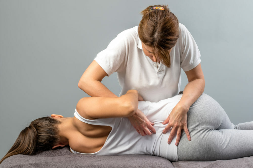 The Complete Back Pain Relief Program Excercise