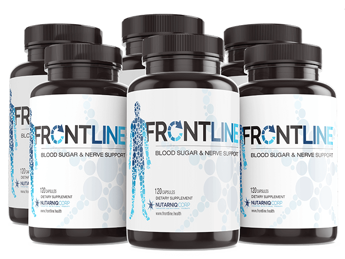 Frontline Blood Sugar and Nerve Support Pills Review - Maintain Healthy Blood Sugar