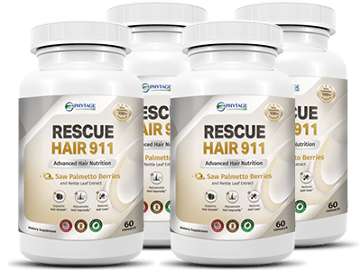 Rescue Hair 911 Capsules - Is It Really Safe