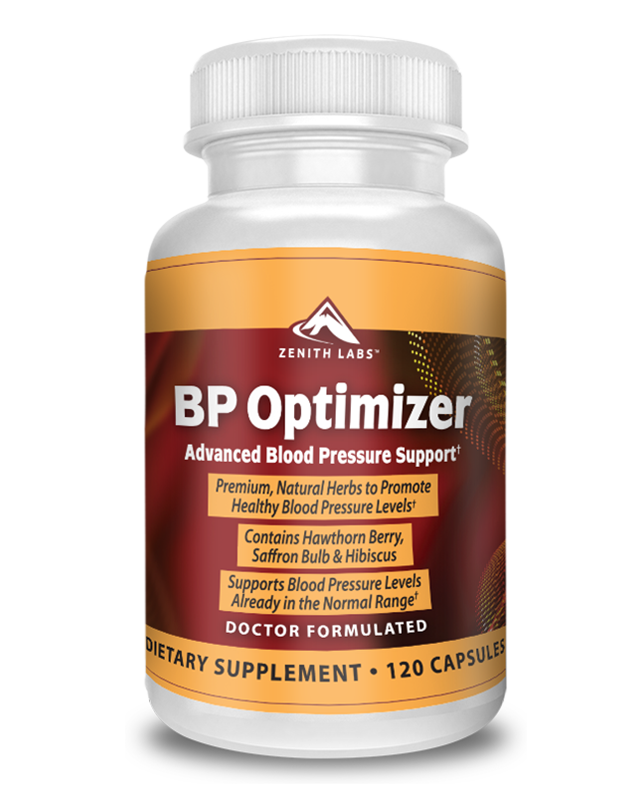 BP Optimizer Pills - Safe to Use?