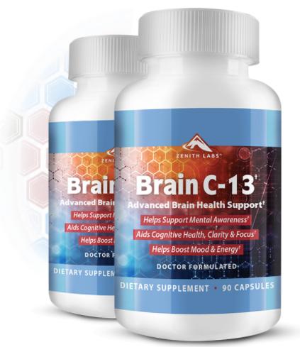 Brain C-13 Pills