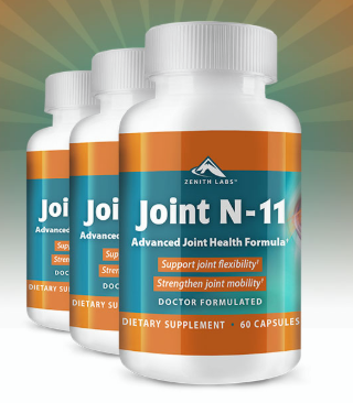 Joint N-11 Review - A Powerful Joint Pain Relief