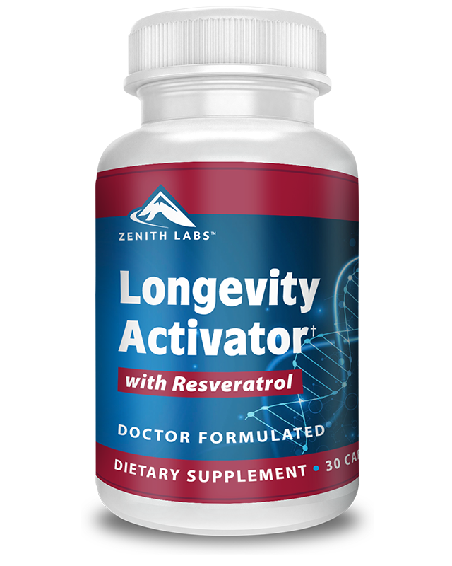 Longevity Activator Dietary Supplement: Shocking Truths Behind it