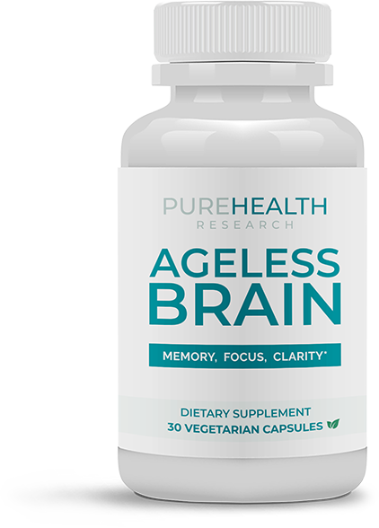PureHealth Research Ageless Brain Dietary Supplement - Risky to Use? My Results
