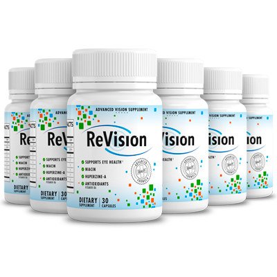 ReVision Capsules - Does it Work or Another Scam? Clinical Studies