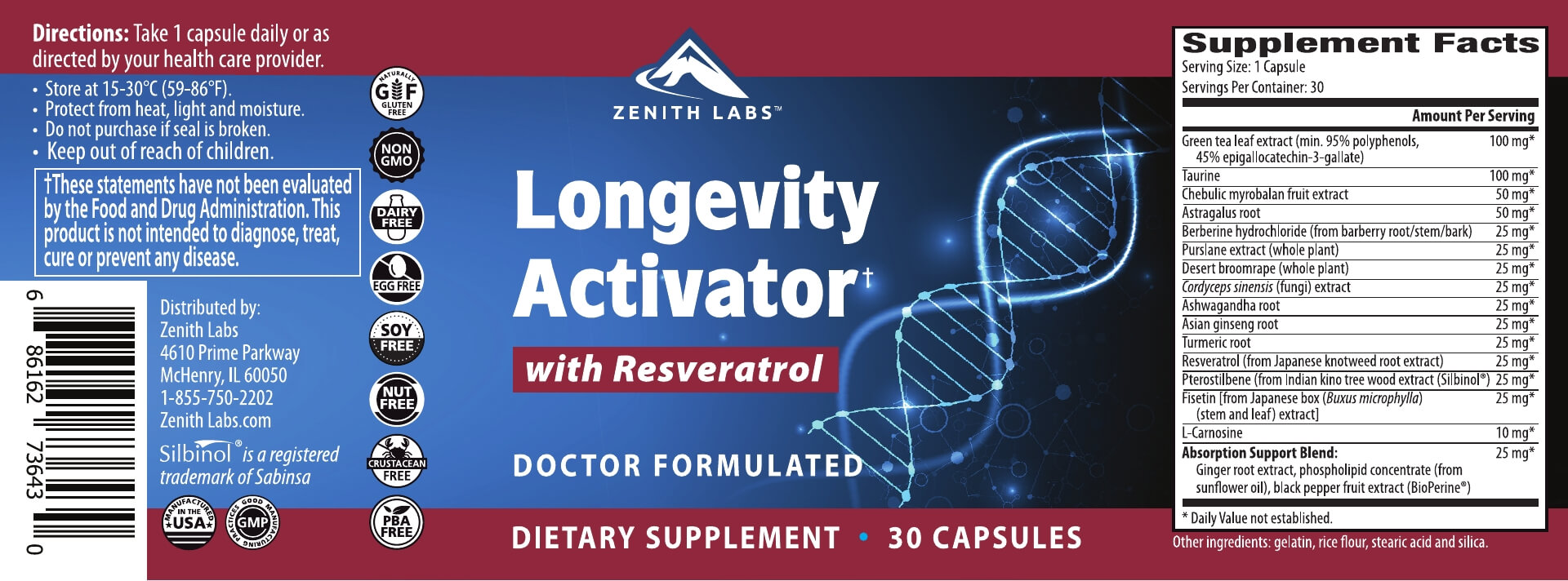 Longevity Activator Supplement Review