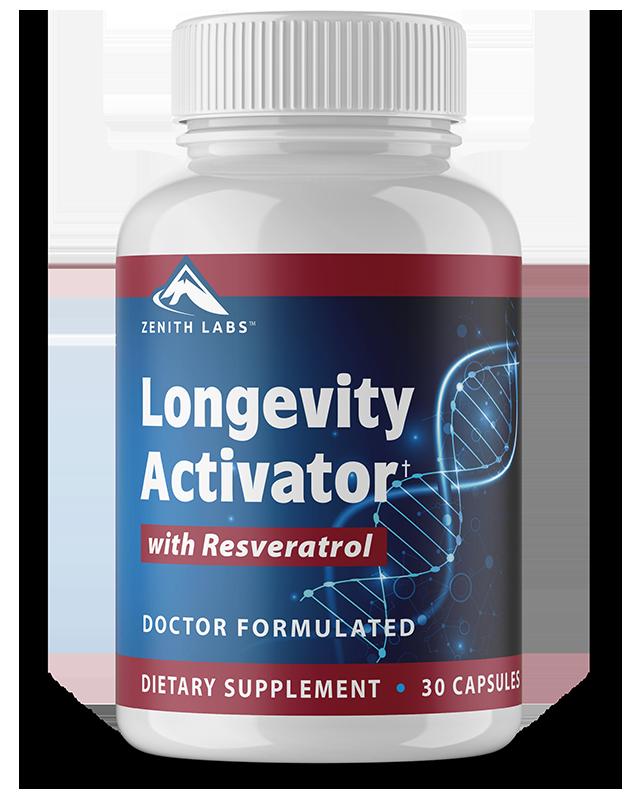 Longevity Activator Supplement Review