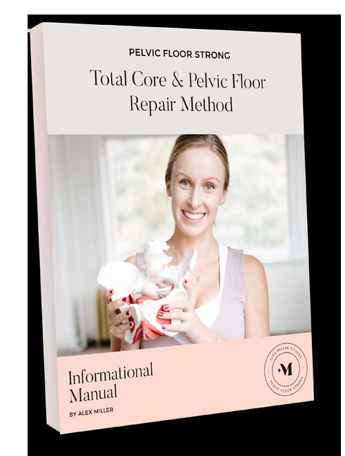 Pelvic Floor Strong Manual