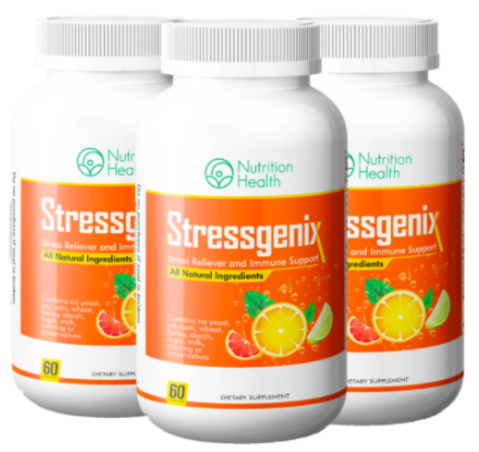 Stressgenix Review