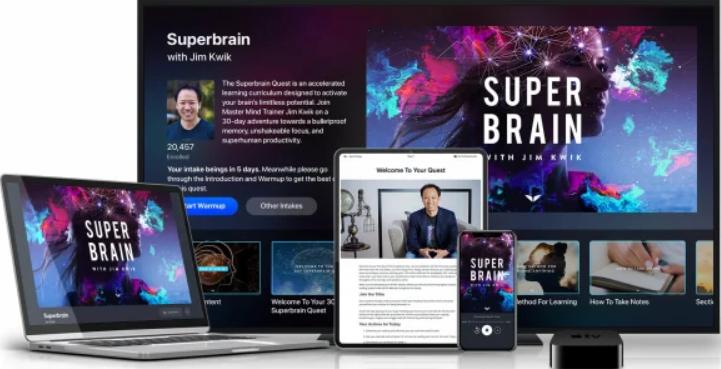 Superbrain Program