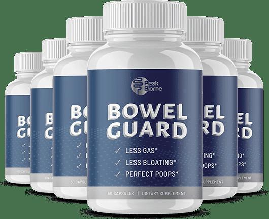 Peak Biome Bowel Guard Supplement Review