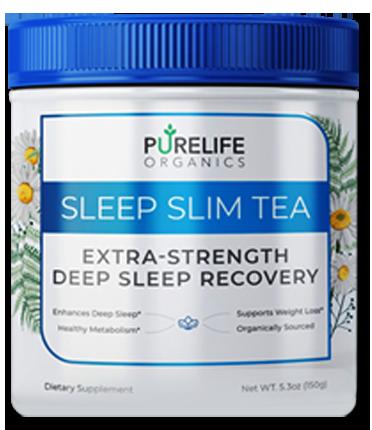 PureLife Organics Slim Sleep Tea Review