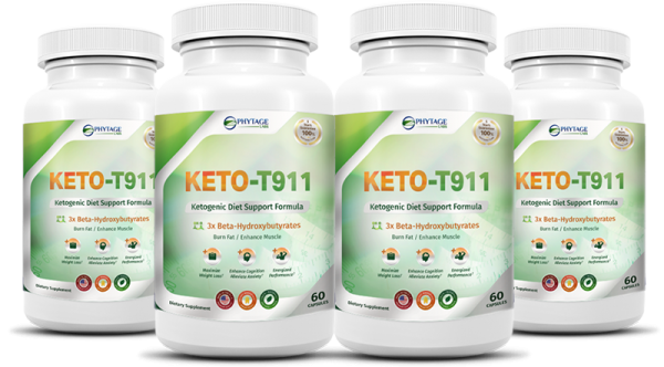 Keto-T911 Supplement Review