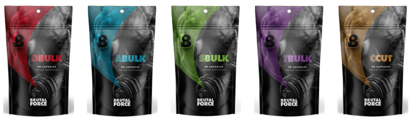 Brutal Force Customer Reviews - The Best Muscle Building Supplement