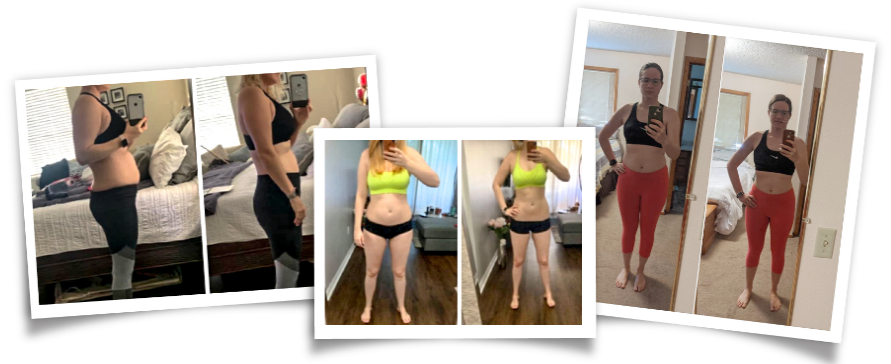 Lean Body ConFidential Masterclass - Customer Before & After Results