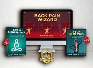 The Back Pain Wizard Review - Relieve Your Back Pain Quickly