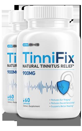 Tinnifix Tinnitus Medicine - Natural Tinnitus Relief