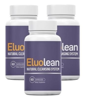 EluoLean Natural Cleansing System Pills