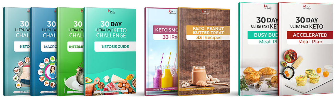 30-Day Ultra-Fast Keto Challenge Customer Reviews