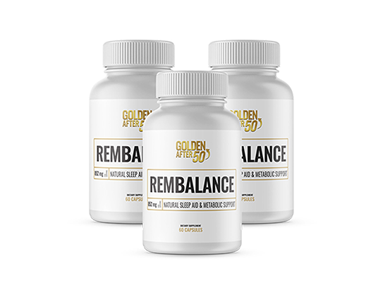 RemBalance Natural Sleep Aid Support Formula