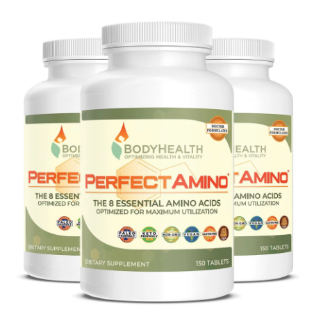 BodyHealth PerfectAmino XP Customer Reviews