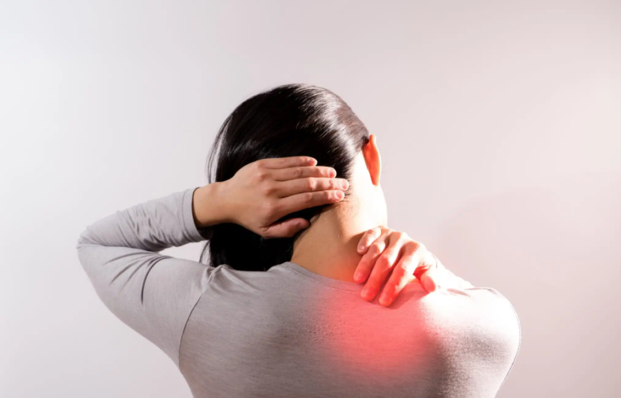 Back to Life Neck and Shoulder Pain Stretching
