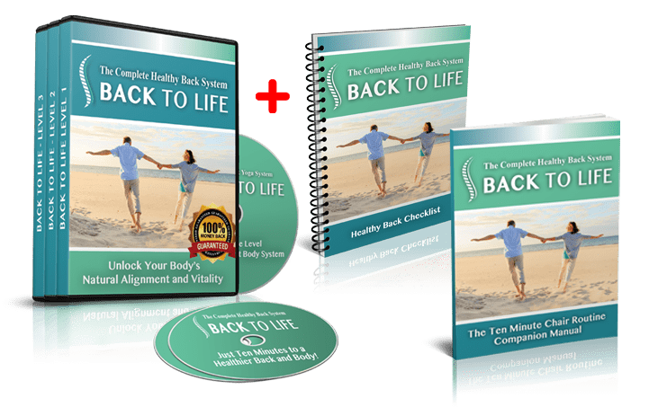 Back to Life Neck and Shoulder Pain Program Reviews