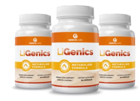 LiGenics Dietary Supplement