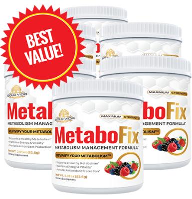 MetaboFix Herbal Blend Reviews