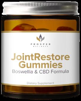 JointRestore Gummies Dosage
