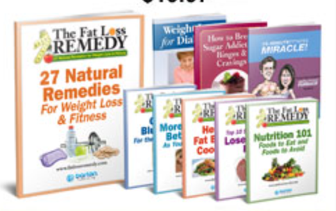 Fat Loss Solution Kit Book